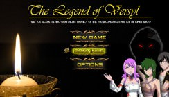 The Legend of Versyl - V1.3.5 Completed