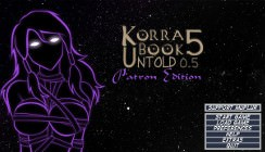 Book 5: Untold Legend of Korra - V0.5