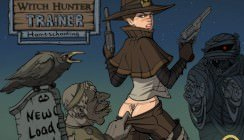 Witch Hunter Trainer - October