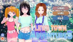 Lewd Town Adventures - V0.5