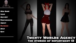 Twenty Worlds Agency - The Stories of Department 13 - Version 0.3.8