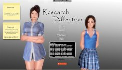 Research Into Affection - V0.6.10